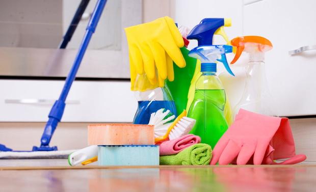 Комплексная уборка дома