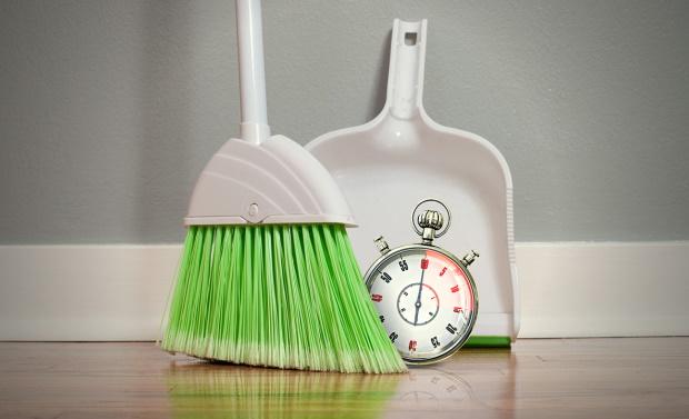 Срочная уборка дома